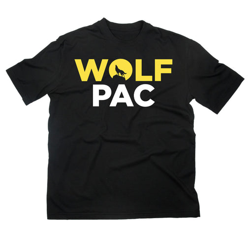 Wolf PAC T-Shirt | Men's T-shirts | Shop TYT