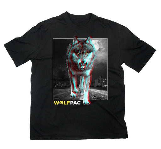 Wolf PAC 3D Wolf | Men's T-shirts | Shop TYT