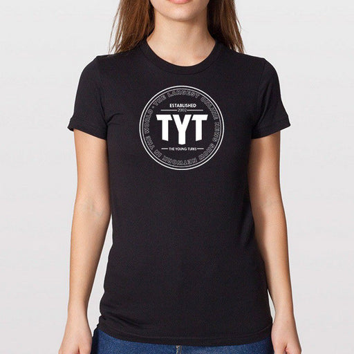 TYT Official Seal T-shirt | Women's T-shirts | Shop TYT
