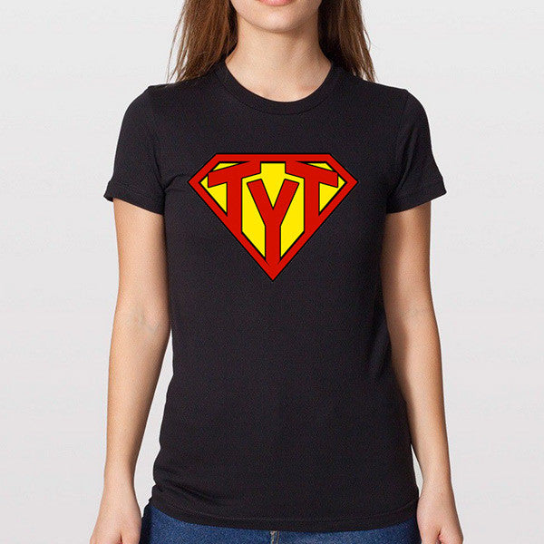 Super Hero T-shirt | Women's T-shirts | Shop TYT