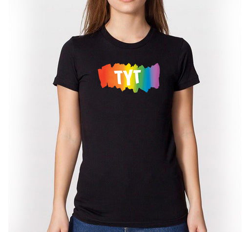 TYT Pride Paint T-Shirt - Women's