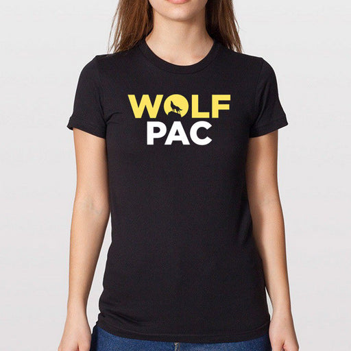 Women's Wolf-Pac Shirt | Women's T-shirts | Shop TYT