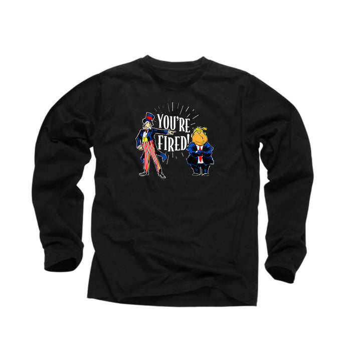 The People Have Spoken Long Sleeve Shirt