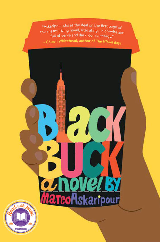 Black Buck Hardcover