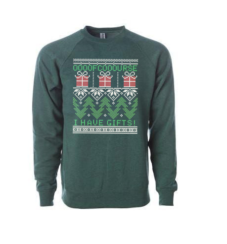 Of Course!!! Holiday Sweater