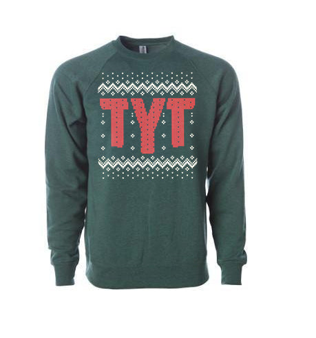 TYT Holiday Sweater