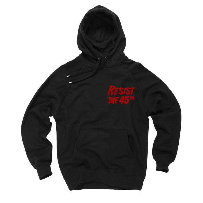 Resist the 45th Hoodie | | Men's Sweatshirts and Hoodies | Shop TYT
