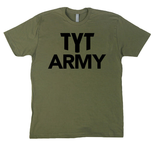 TYT Army T-Shirt | Men's T-shirts | Shop TYT
