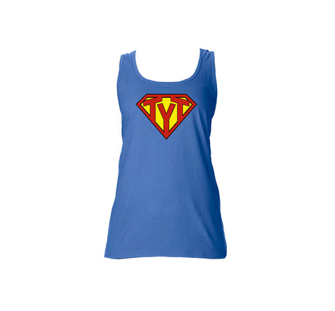 TYT Superman Tank - Women's