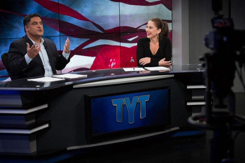 The Young Turks on YouTube