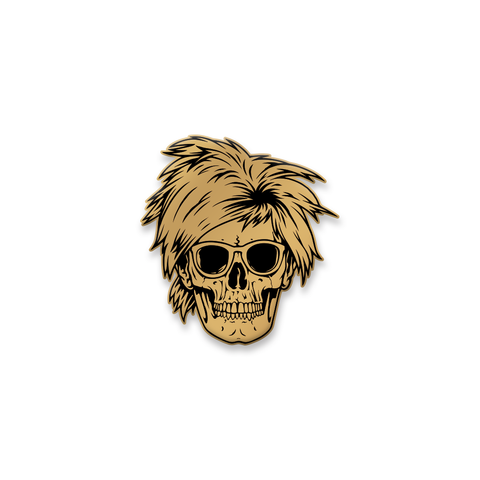 Warhol - Art Legends Pin