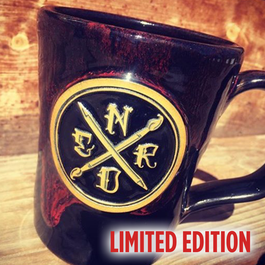 Art Nerd 'Reign in Blood' Mug