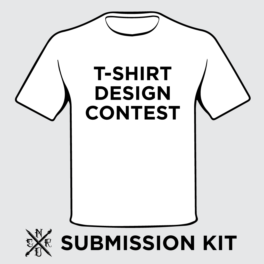 Art Nerd Til Death Design Contest Submission Kit