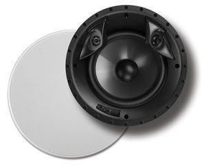 Polk Audio 80 f/xLS (Pr) In-Ceiling 2-way Surround Speakers - Super Electronics Warehouse