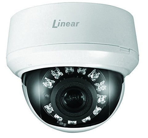 "Linear LV-D4-2MDI-312 Linear Indoor 4"" Dome Camera (Black/White) - Super Electronics Warehouse"