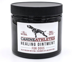 Canine Athletes All-Natural Healing Ointment Accessories canine-athletes