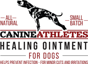 Canine Athletes Healing Ointment