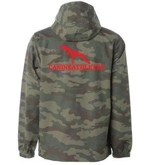 Canine Athletes Anoarak 1/4 Zip Jacket