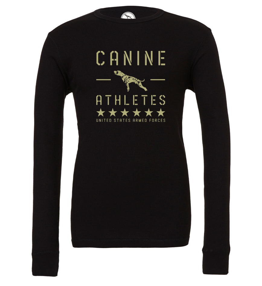 Canine Athletes Armed Forces Thermal Crew