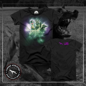 Canine Athletes Heavenly Strike T-Shirt Shirts canine-athletes