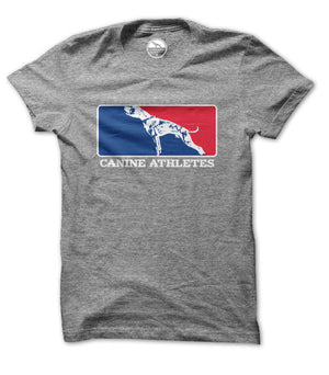 Canine Athletes Major League Sueded T-Shirt
