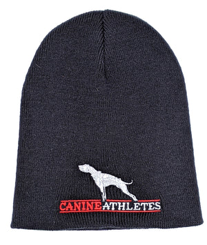 Canine Athletes Classic Knit Beanie