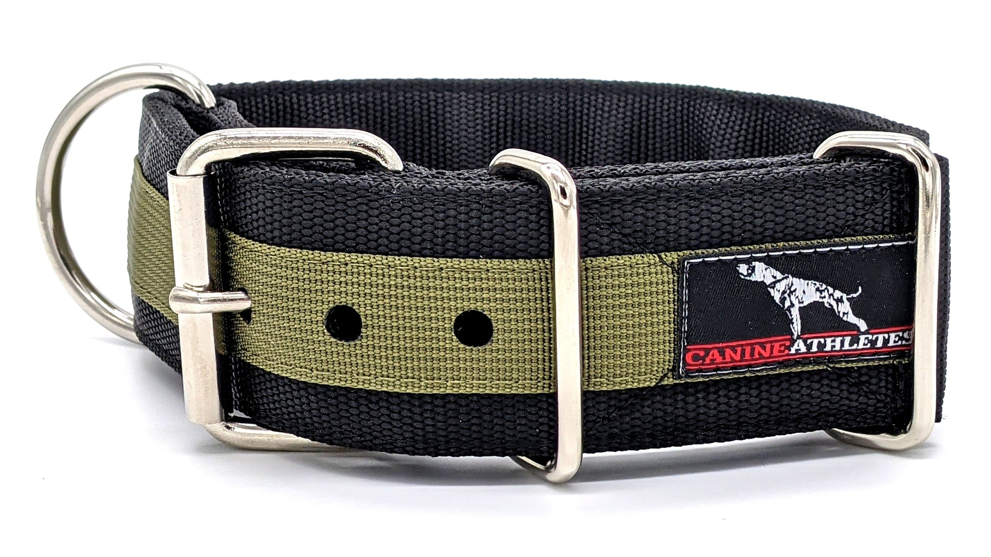 "Canine Athletes Pro- HD 2"" Dog Collar"