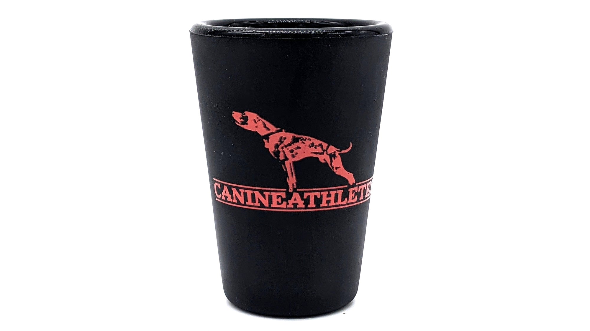 Canine Athletes Shot Glass