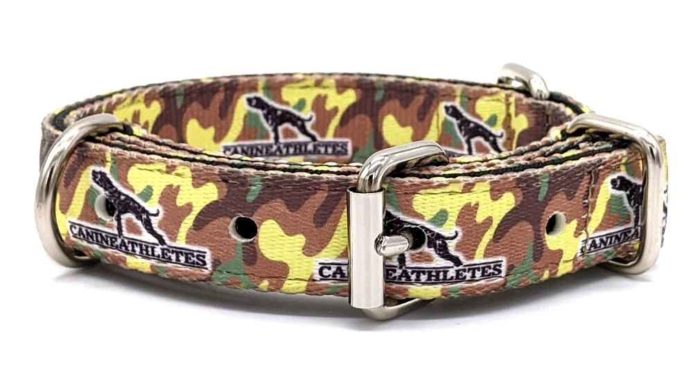 "Canine Athletes 1"" Puppy Collar"