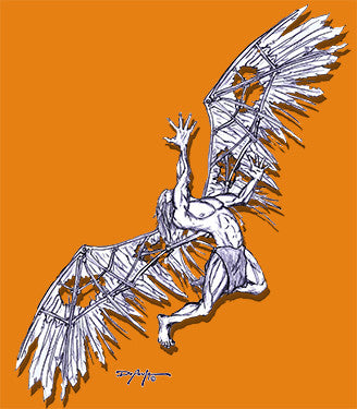 The Story of Icarus from Greek Mythology