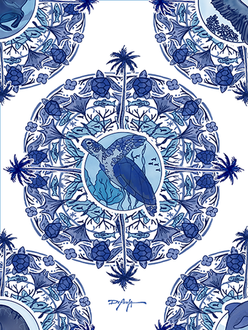 Creating Island Delft Blue