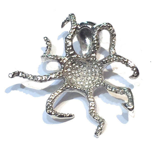 The Octopus Pendant - De Paula Original