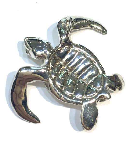 The Sea Turtle Pendant - De Paula Original