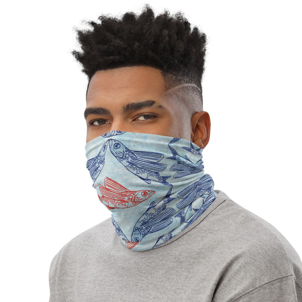 Fish Sticks Face Mask Neck Gaiter