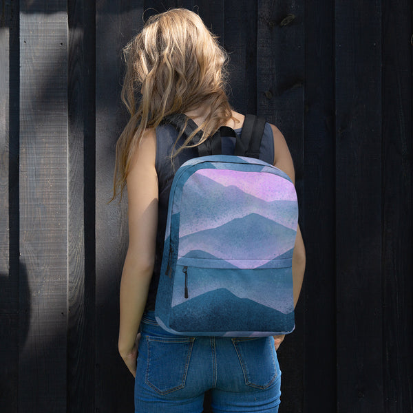 Blue Ridge Mist Backpack