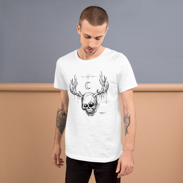 Wendigo Dark Art Guild Short-Sleeve Unisex T-Shirt