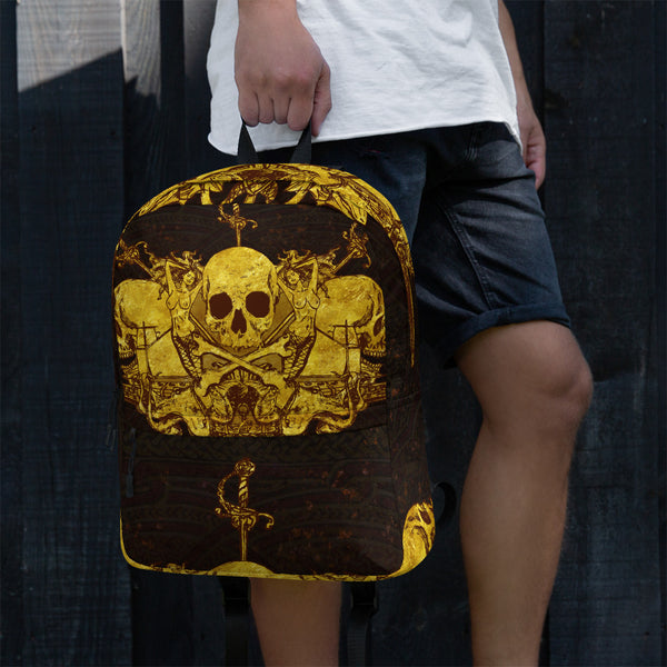 Pirate's Crest Backpack