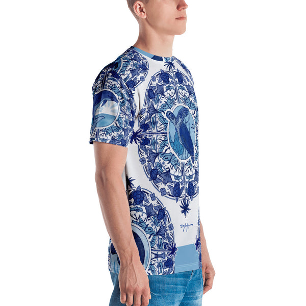 Delft Blue Men's T-shirt