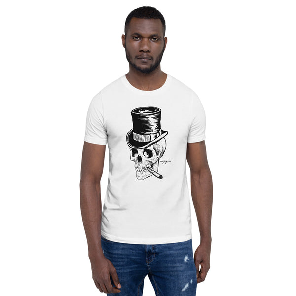 Baron Samedi Dark Art Guild Short-Sleeve Unisex T-Shirt