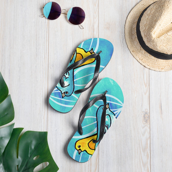 Little Birds Flip-Flops