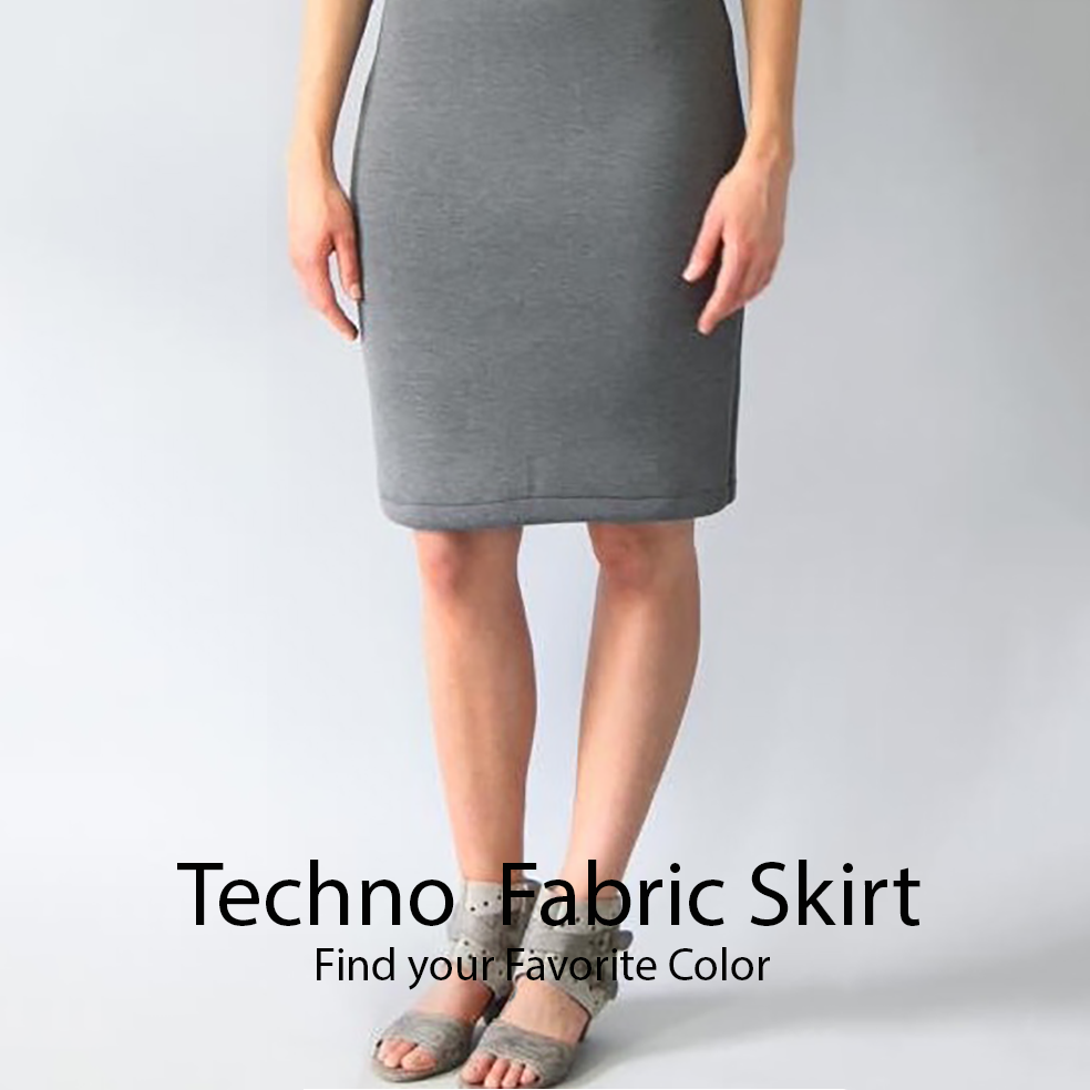 Techno Fabric Skirts