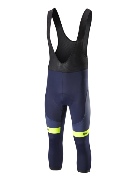 3/4 Elite Navy Fluo Bib Tights (Limited stock, display model)