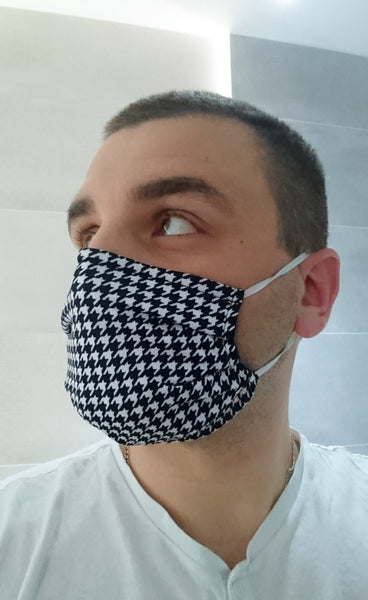 Reusable face mask + 10 filters (BACK IN STOCK SOON)
