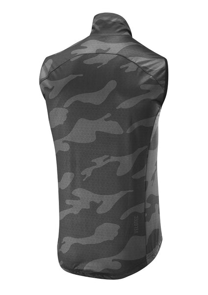 Elite Camo Waterproof Gilet