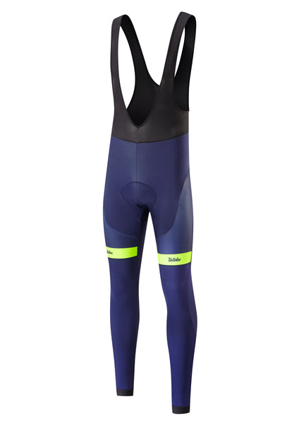 Elite Navy Fluo Bib Tights (Limited stock, display model)