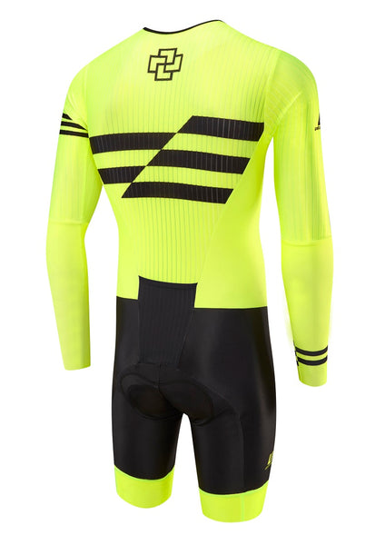 Fluo PRO Aero Speedsuit + pocket (UCI Legal)