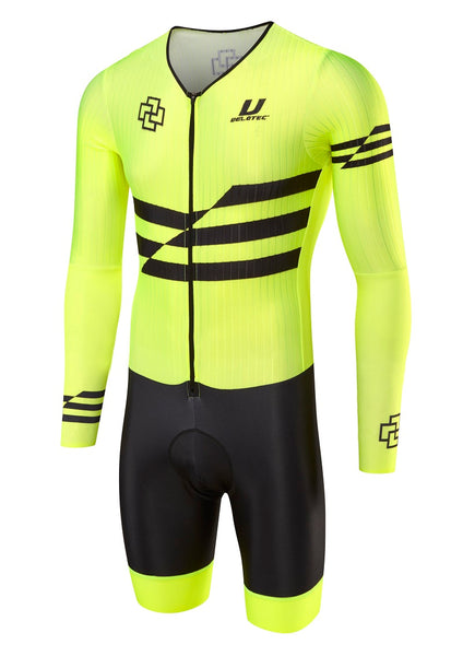 Fluo PRO Aero Speedsuit without pocket (UCI Legal)