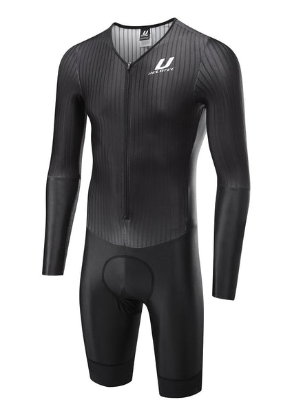 PRO Aero Speedsuit -- Long Thigh + Number Pocket  (UCI Legal)