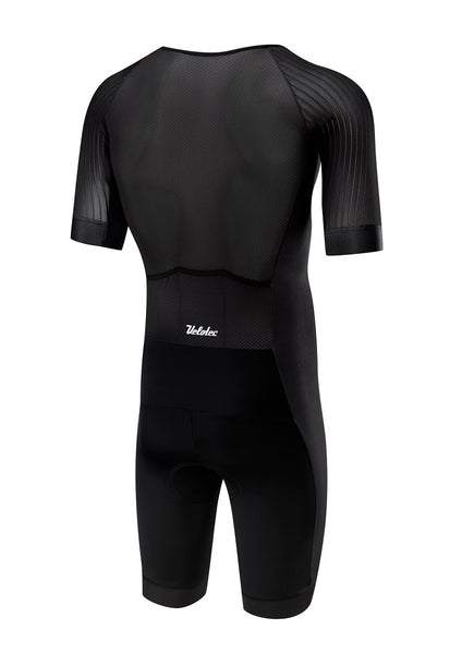 Elite AERO Shorts Sleeve Tri-suit + pockets