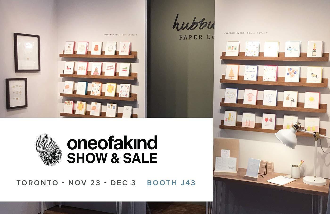 One of a Kind Show - Nov 23 to Dec 3